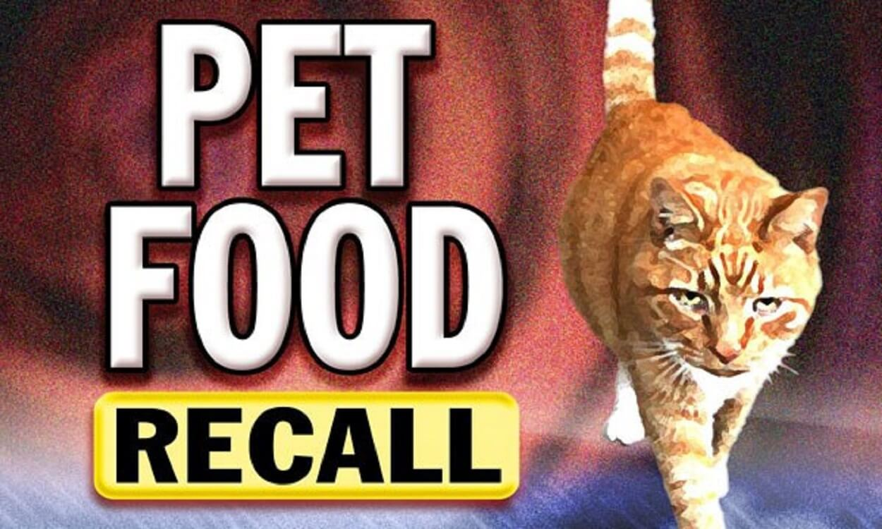 J.M Smucker Company announces recall on cat foods